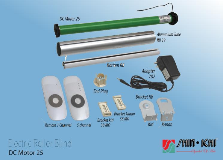 Electric-Roller-Blind